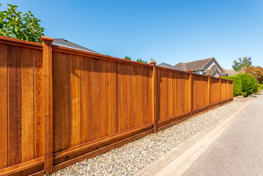 Fall in love with your new fence